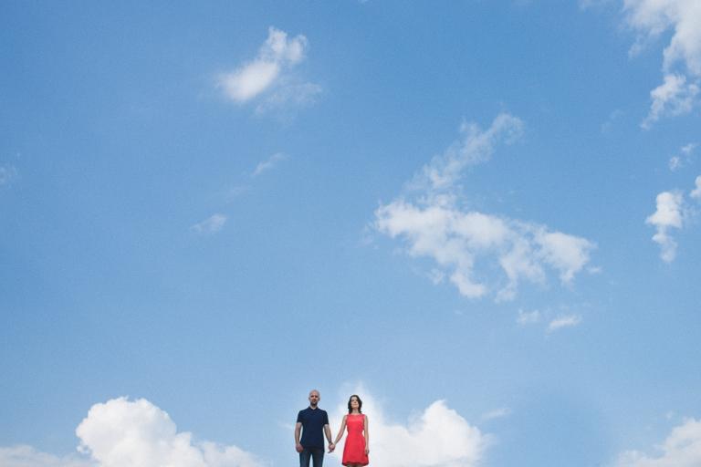 Séance couple romantique à Metz