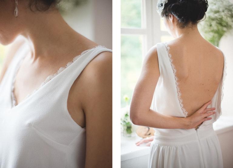 Jolie robe crée par l'atelier d'Agathe