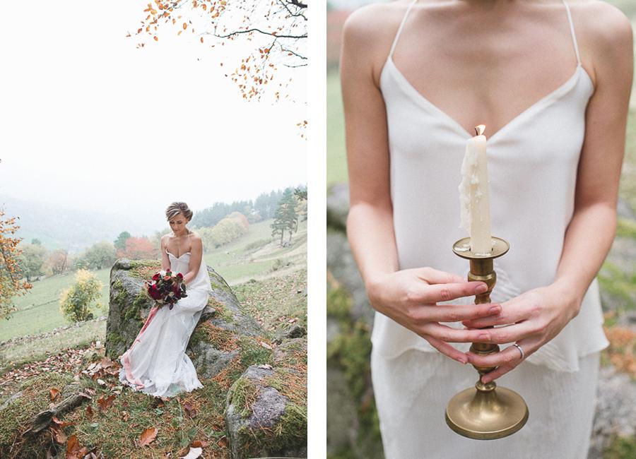 Elle Photographie - Shooting inspiration mariage en automne - Colmar - Alsace 3