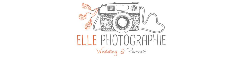 Elle Photographie I Photographe Mariage Alsace Lorraine logo